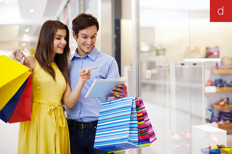 Cross canal stratégie in store marketing