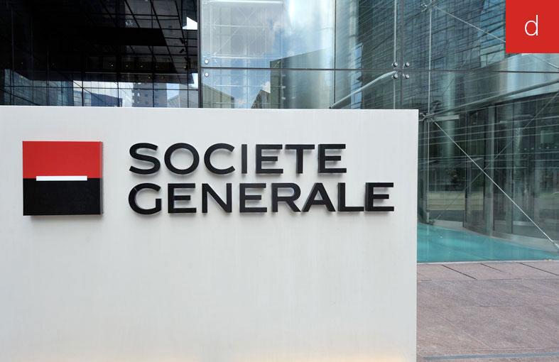 Etude de cas Société Générale