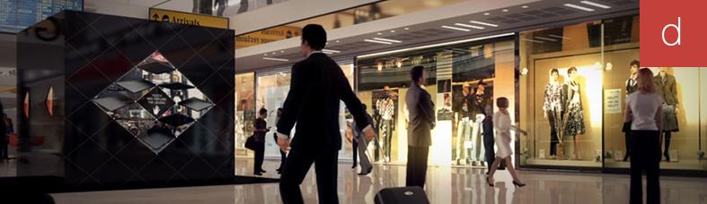 Digital retail web to store e-commerce