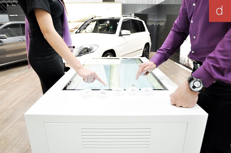 Showrooming tendance digitalisation point de vente
