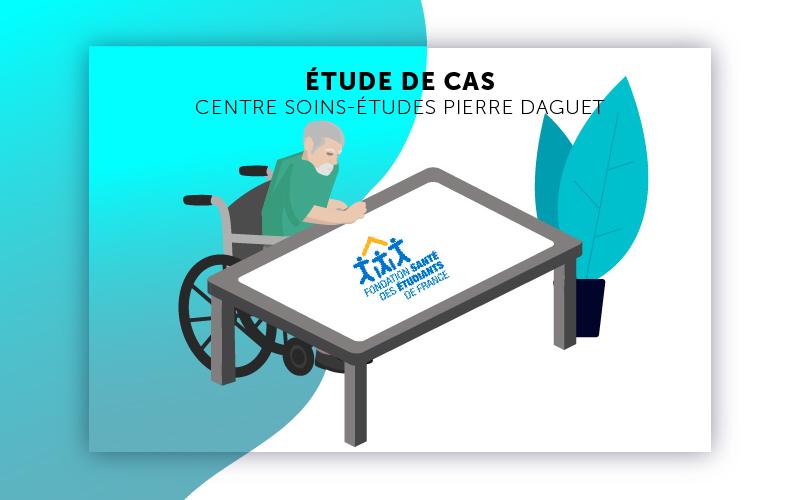 Etude de Cas Centre Soins-études Pierre Draguet