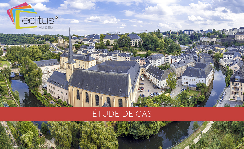 Etude de cas editus marketing digital Luxembourg