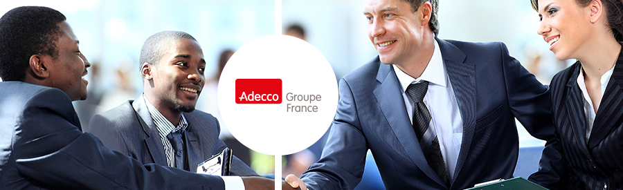 Application tactile multitouch Adecco