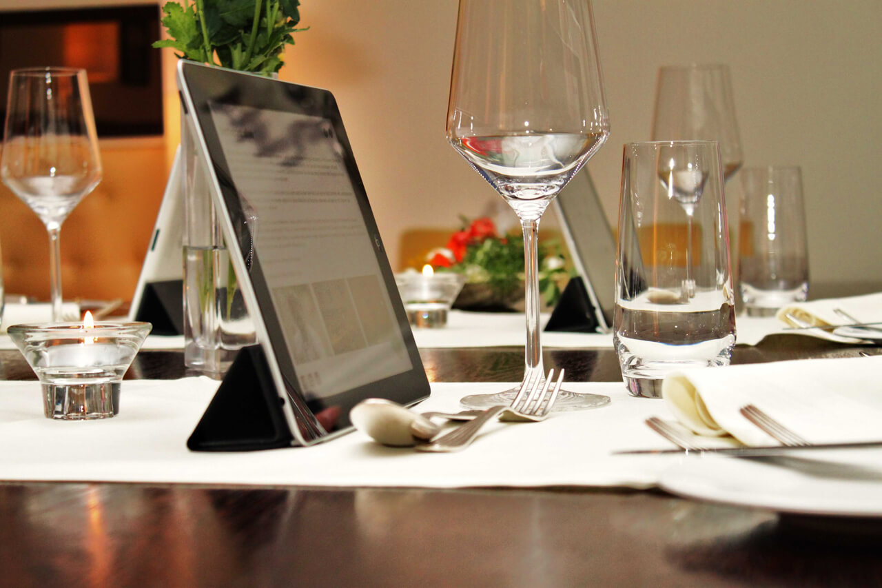 Hotellerie digitale tablette tactile