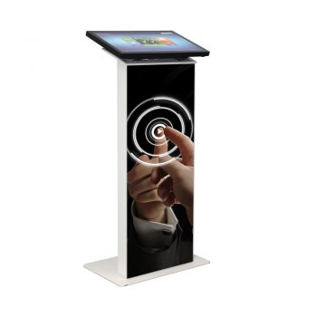 Borne écran tactile 22 pouces Kiosk S