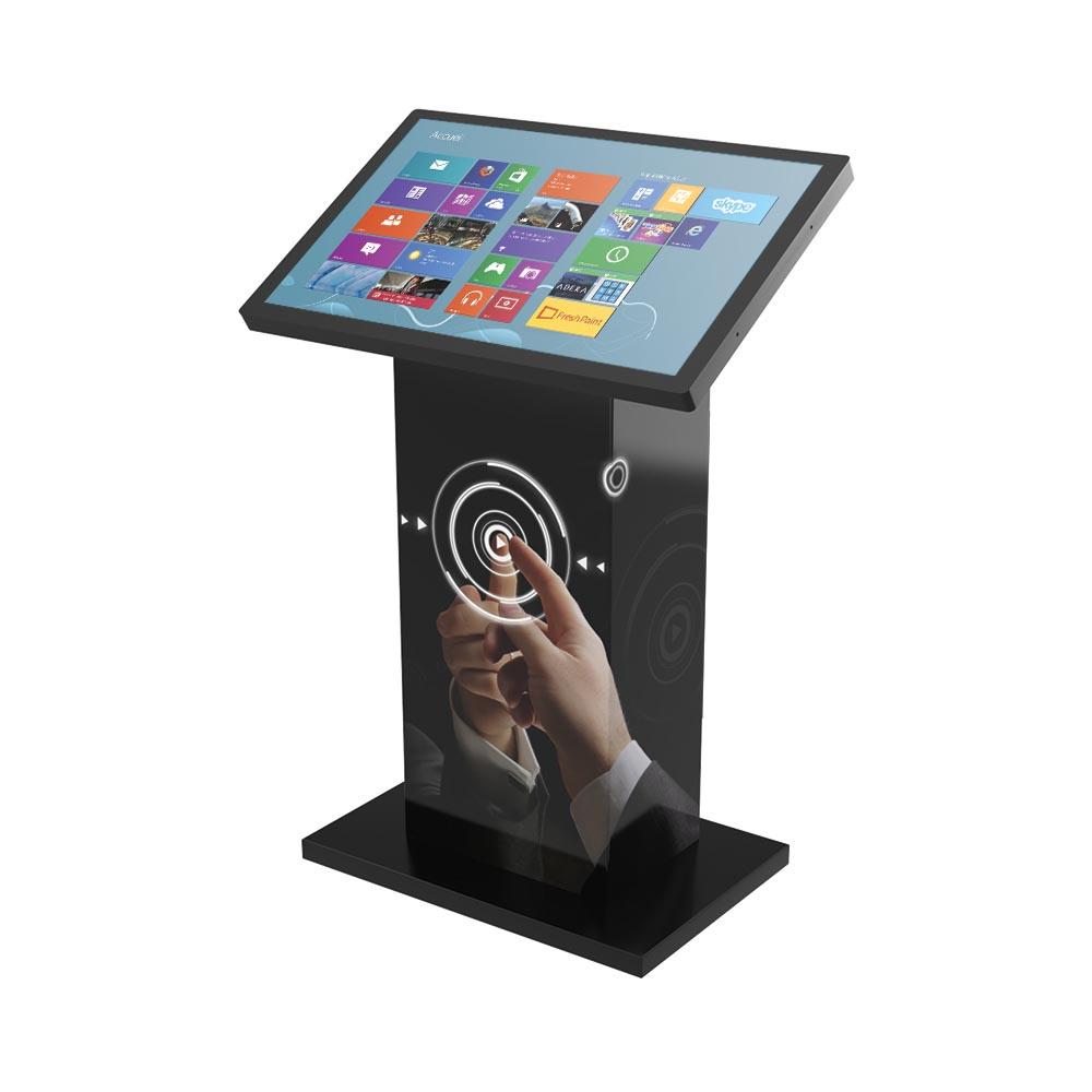 Borne écran tactile 32 pouces Kiosk M
