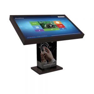 Borne écran tactile 55 pouces Kiosk XL