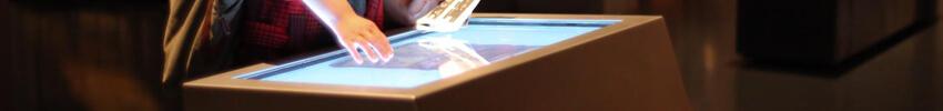 digitalisation du point de vente avec la borne interactive de paiement