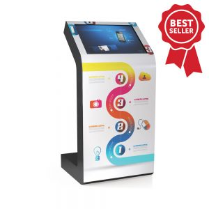 Borne tactile 22 pouces Kiosk S Best Seller