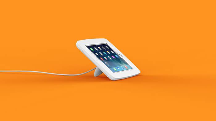 borne iPad en libre service également disponible pour samsung galaxy tab