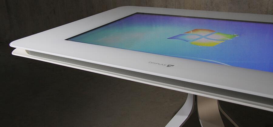 marketing digital sur table tactile 47 pouces