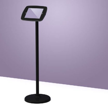 Support borne tablette iPad sur pied iStand