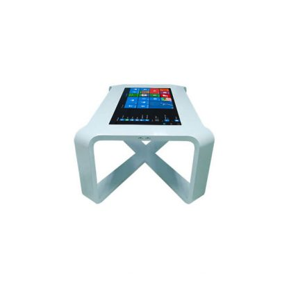 Table interactive tactile iCROSS