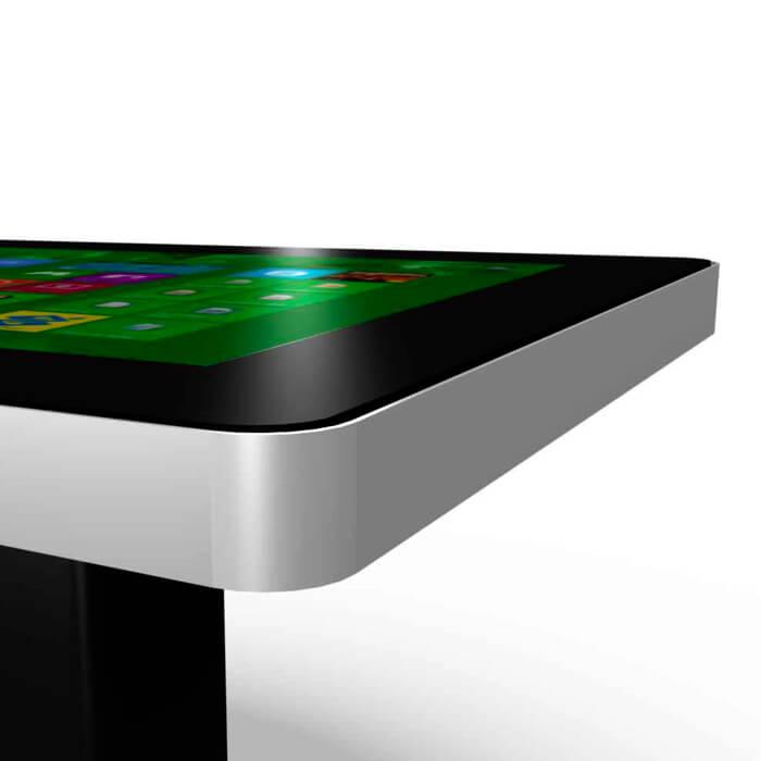 écran multitouch capacitif projeté sur table tactile 42 pouces