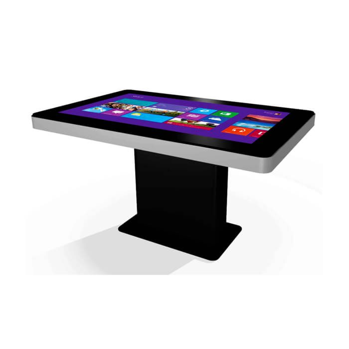 Tables tactiles tables interactives tables basses digitales for Table basse tactile