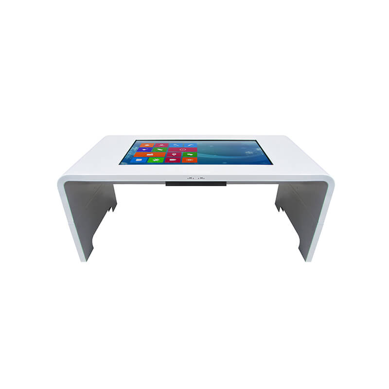 Table tactile interactive multitouch infrarouge iMUST