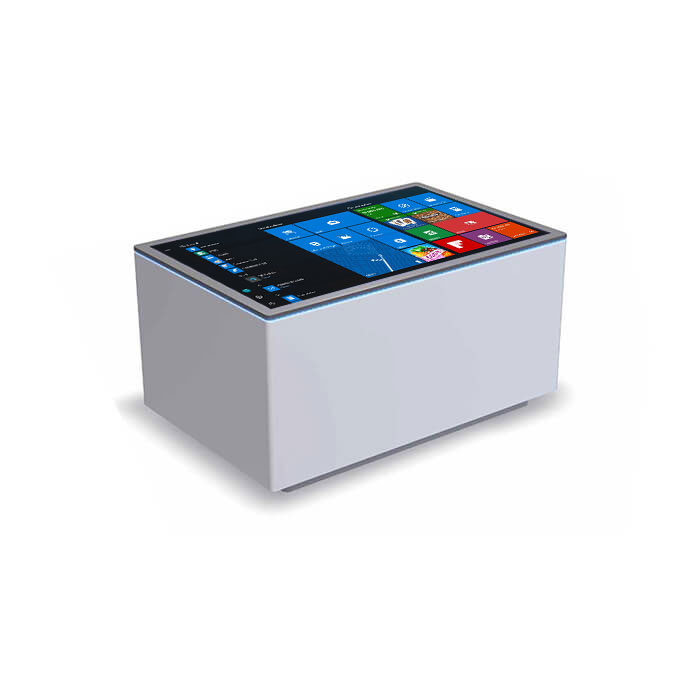 Table tactile multitouch iCUBE