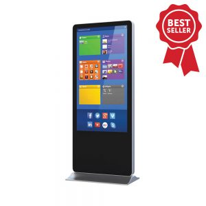 Totem tactile 55 pouces vertical Best Seller