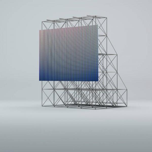 écran led pour mur d'images événementiel