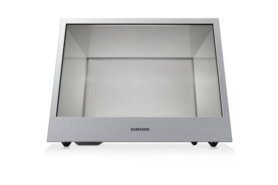 SAMSUNG NL22B écran transparent tactile interactif