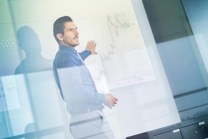 tableau blanc interactif en entreprise