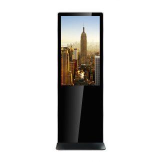 Totem multimedia 43 pouces PLV dynamique New York