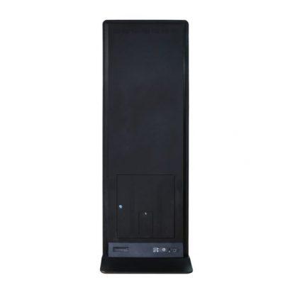 Totem multimedia 43 pouces PLV dynamique connectiques