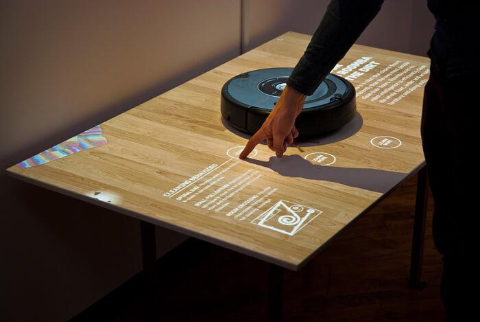 reconnaissance d'objet avec technologie rfid