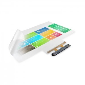 vitrine interactive display skin