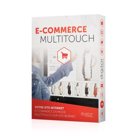 Application tactile E-commerce to Multitouch