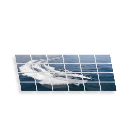 Mur d'images écran interactif 6x4