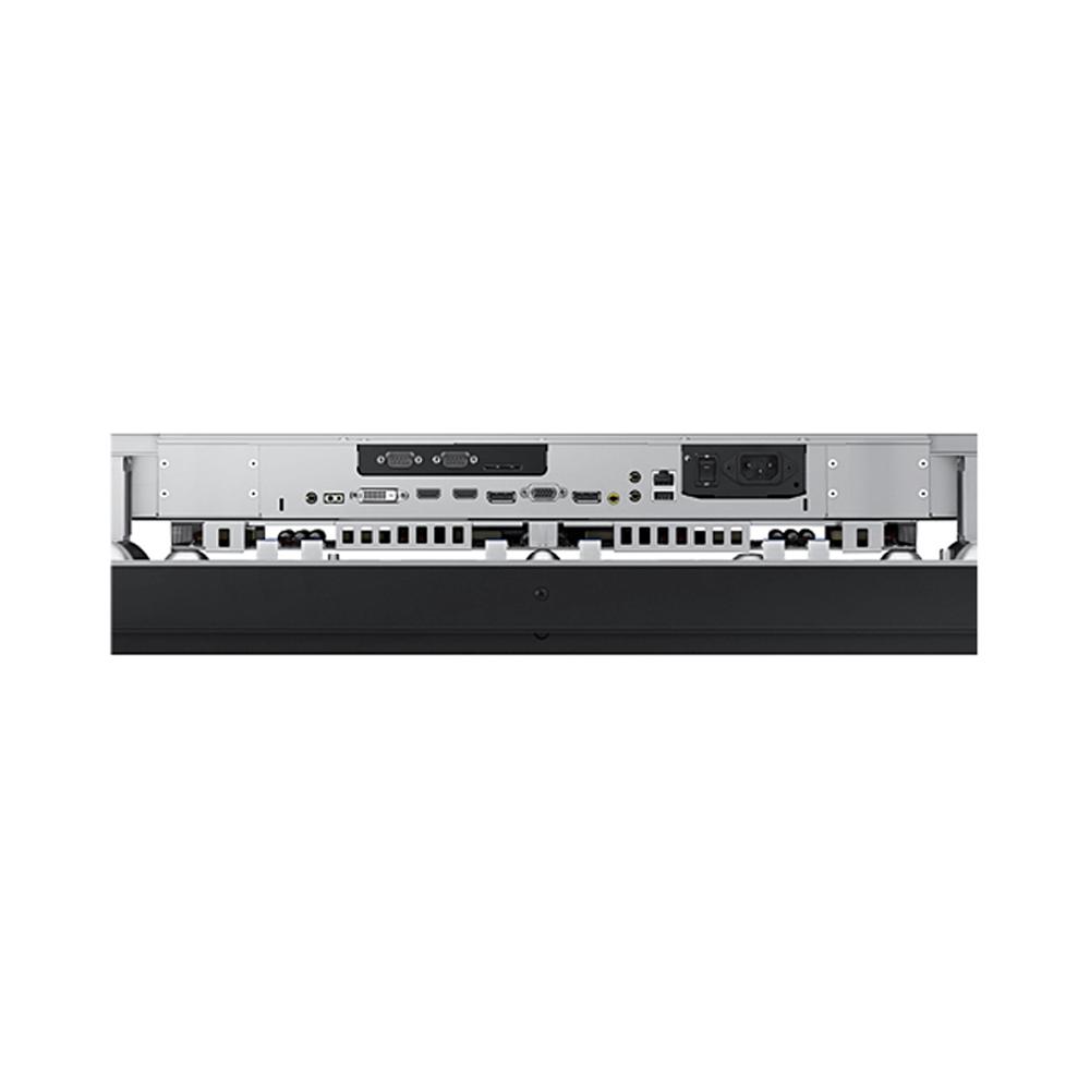 Ecran affichage dynamique 46 pouces connectiques