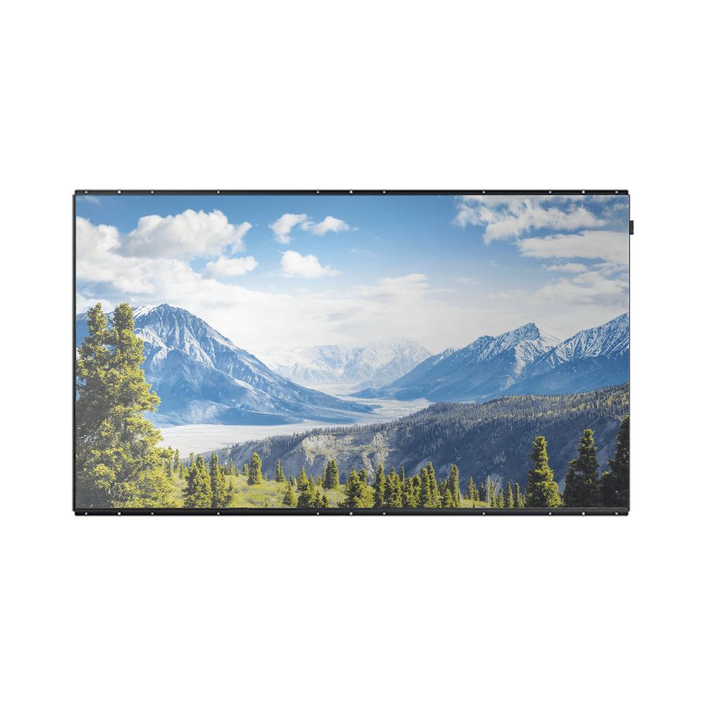 Ecran affichage dynamique vitrine 75 pouces