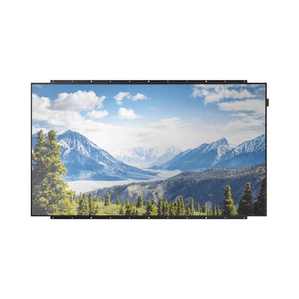 Ecran affichage dynamique vitrine