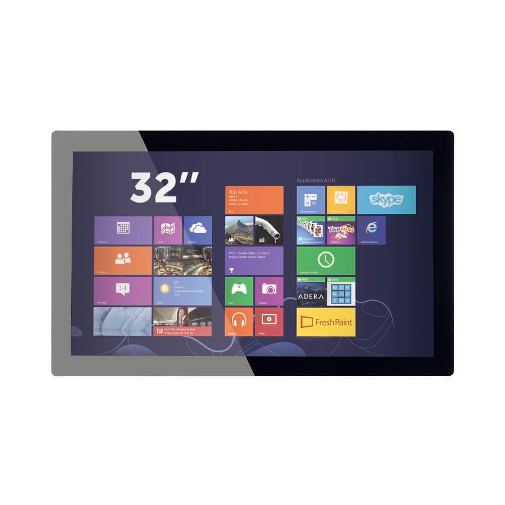 Ecran tactile 32 pouces capacitif projeté