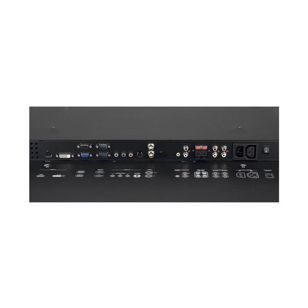 Ecran tactile 42 pouces infrarouge connectiques