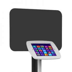 Panneau personnalisé support tablette