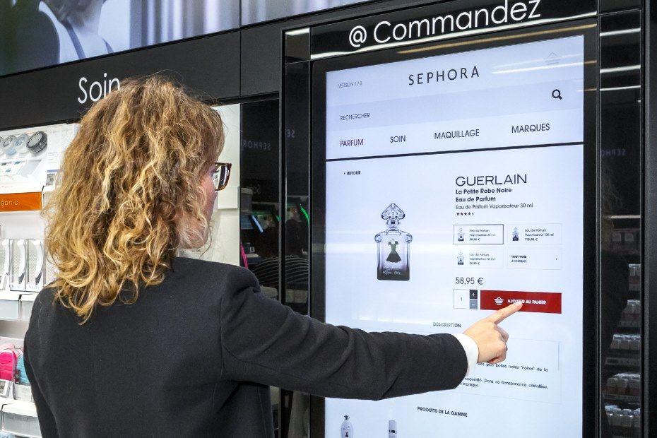 Sephora Flash expérience client digitale