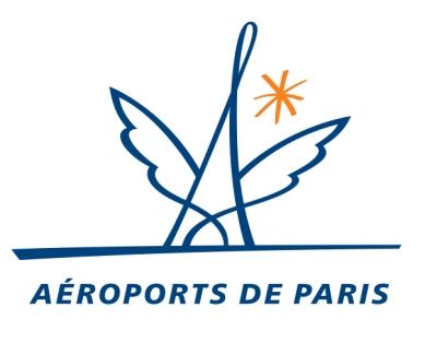 Aéroports de Paris Orly logo