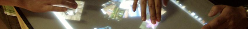 Borne tactile ECO KIOSK 22 pouces instore