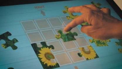 Borne tactile SOFT 22 pouces
