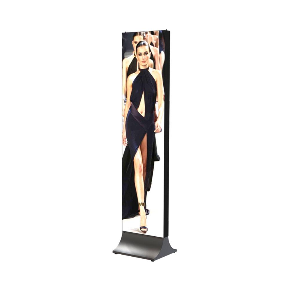Totem interactif LED haute définition