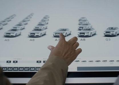 Solution digitale automobile