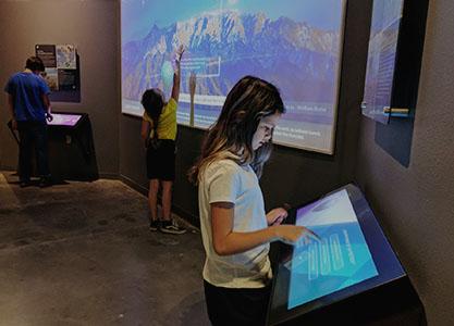 Solution digitale musée