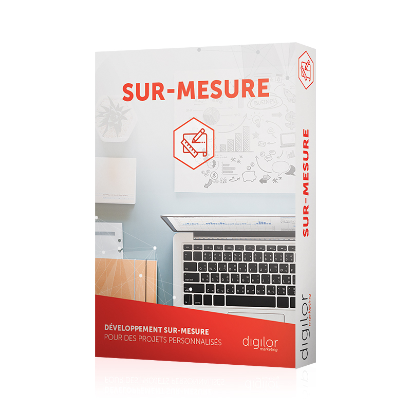 Application sur-mesure