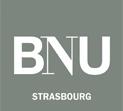 Digitalisation BNU Strasbourg