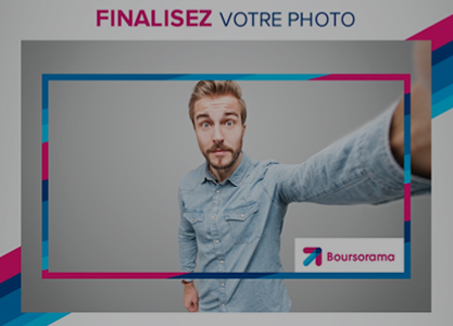 Solutions borne à selfies