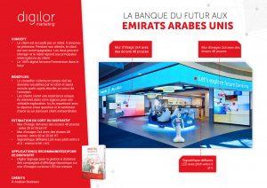 La banque du futur aux Emirats Arabes Unis