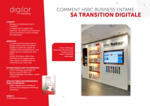 Comment HSBC Business entame sa transition digitale