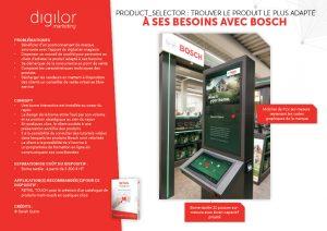Product_Selector : Trouver le produit le plus adapté à ses besoin avec Bosch